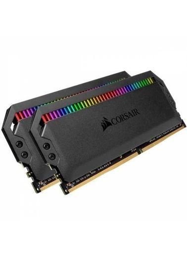 Corsair CORSAIR 16 gb CMT16GX4M2C3200C16 (2x8GB) DDR4 3200MHz C16 BLACK BELLEK Siyah